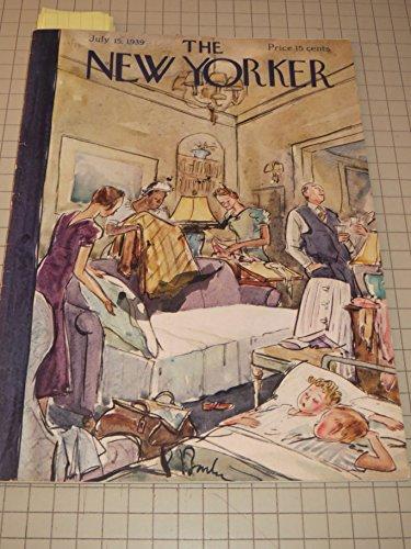 (1939 The New Yorker Magazine: Peter Arno -