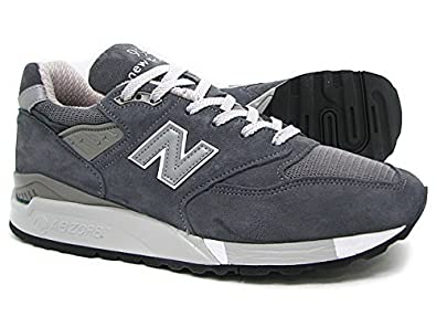 4e5ed225a04d9 Amazon | [ニューバランス] M998 CH Made in USA チャコール charcoal | new balance(ニューバランス)  | スニーカー