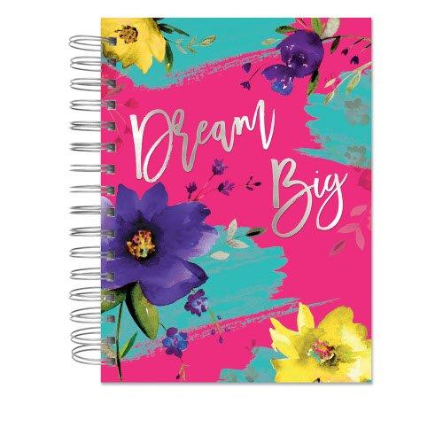 Lady Jayne Fresh Florals Spiral Bound Journal (Dream (Big Spiral)