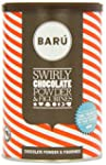 Bar� Powder with Figurines Swirly Dri...