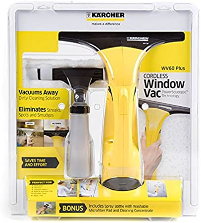 Karcher Wv60 WV 60 Rechargeable Window