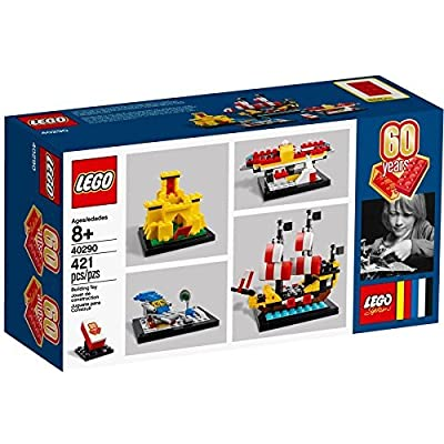 LEGO 60 Years 40290: Toys & Games