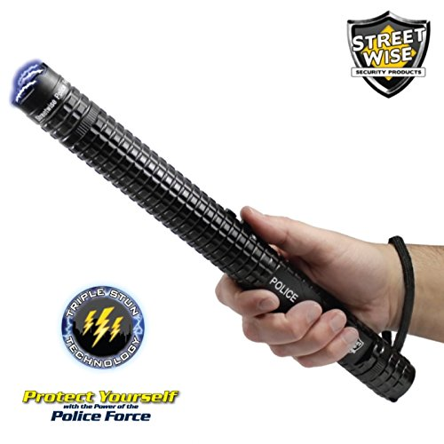 Police-Force-12000000-Tactical-Stun-Stick-Flashlight