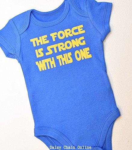 Baby Bodysuit | NB, 6M, 12M Bodysuit | Star Wars Baby Bodysu