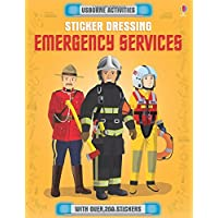 Sticker Dressing Emergency Services