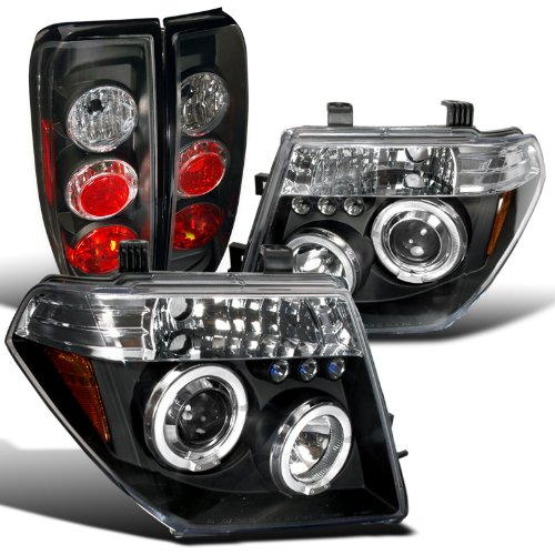 Euro Altezza Tail Lights Lamps - 8