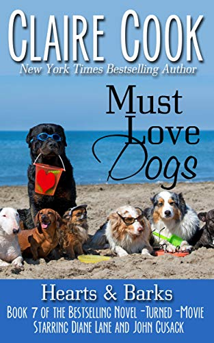 Must Love Dogs Hearts Barks ebook product image
