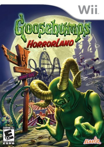 Goosebumps Horrorland - Nintendo Wii by Majesco