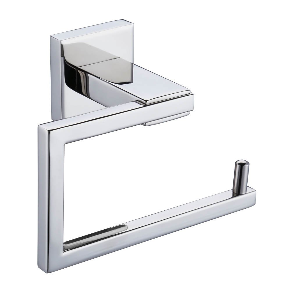 KES Bathroom Toilet Paper Holder Wall Mount Polished SUS 304 Stainless Steel, A2470 B01KLCU4OS Tissue Holder|研磨仕上げ 研磨仕上げ Tissue Holder