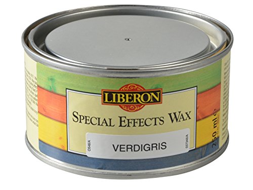 Verdigris Wax 250ml. Gives a Green Hue for Oxidised Copper or Brass Effects ()