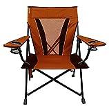Kijaro Dual Lock Folding Chair-XX-Large (Victoria Desert Orange)