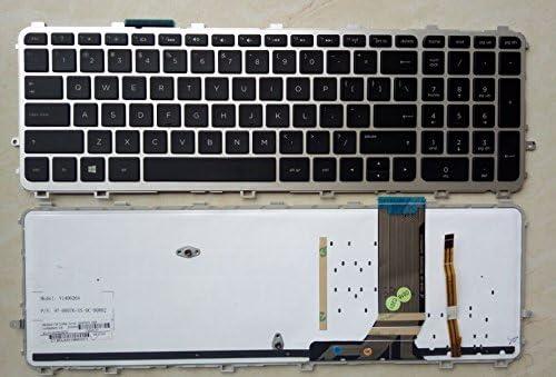 New Original HP Envy 15-Q100 15T-Q100 15Z-Q100 series Keyboard backlit US