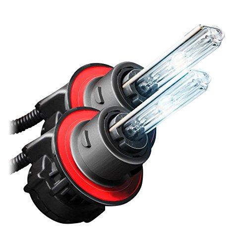 9007 Xenon White Light Bulb - 8