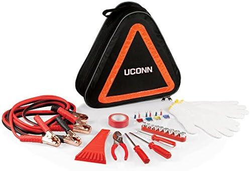 d5bd1872b5ec Amazon.com  NCAA Connecticut Huskies Roadside Emergency Kit  Sports    Outdoors