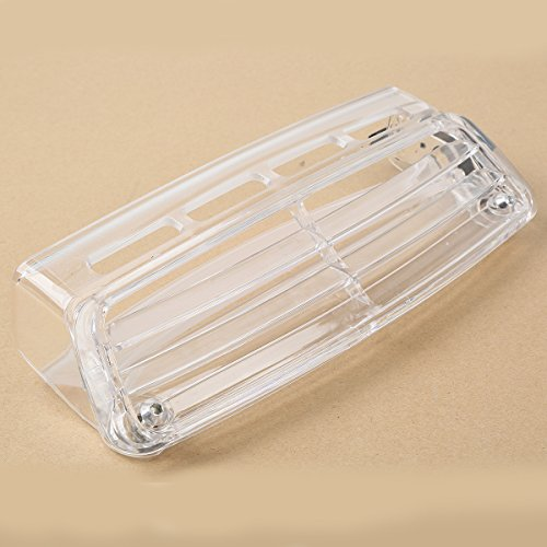 XMT-MOTO New Style Windshield Fresh Air Vent Clear For Honda Goldwing GL1800 2004-2016