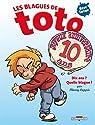 Les Blagues de Toto, HS : Dix ans ? Quelle blague ! par Coppée