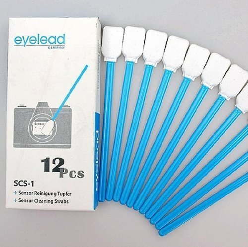 Kaavie Cleans Perfectly Without Leaving Any dust Particles Eyelead ALCC-1 Antistatic Cloth of 20cm x 20cm