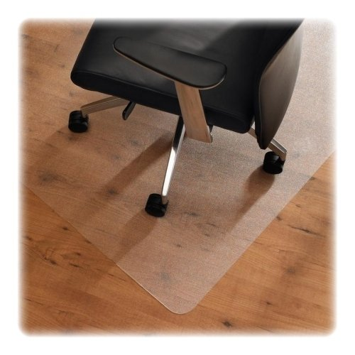 Cleartex XXL Polycarbonate Rectangular General Office Mat Fo
