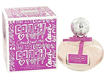 Amazon coach poppy flower by coach 34 ounce 100 ml eau de coach poppy flower by coach 34 ounce 100 ml eau de parfum quot edp mightylinksfo Images
