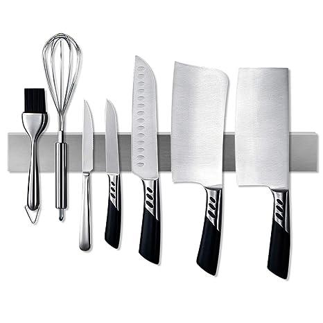 Amazon.com: Sangyn - Barra magnética de acero inoxidable ...
