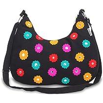 pick pocket Women&039s sling Bag Black