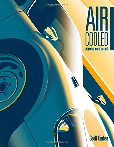 Air Cooled  Porsche Cars As Art