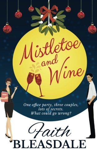 book cover of Mistletoe and Wine