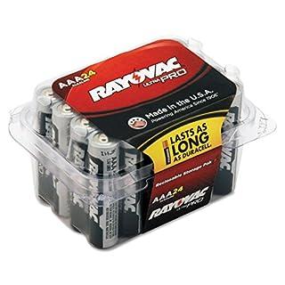 Rayovac UltraPro AAA 24-pack
