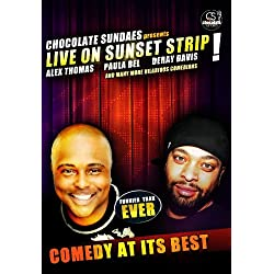 Chocolate Sundaes Presents: Live on Sunset Strip! Vol. 2