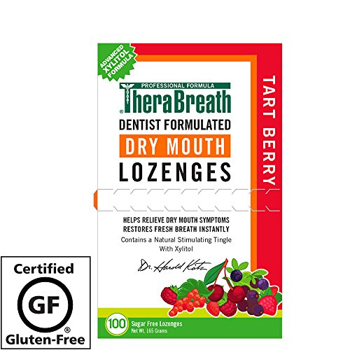 Thing need consider when find dry mouth lozenges berry?
