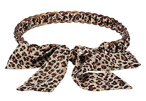 Leopard Sash - 3