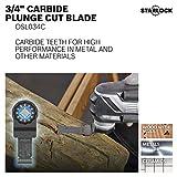 Bosch Starlock Oscillating Multi-Tool Blade Set