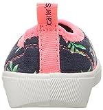 Carter's Floatie Unisex Water Shoe, Navy/Pink, 12 M US Little Kid
