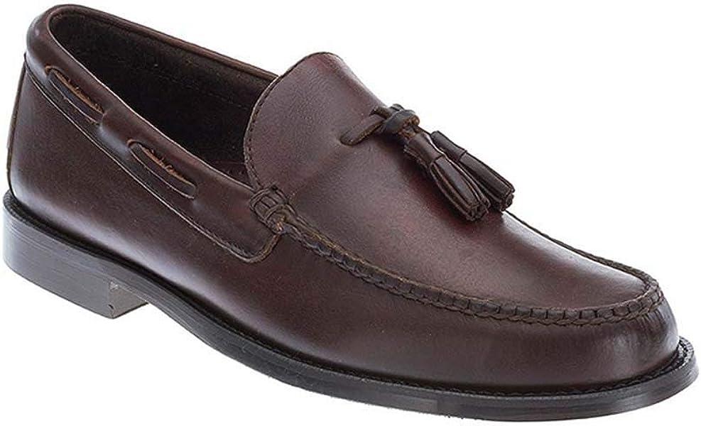 Zapatos Sebago Heritage Tassel Marron