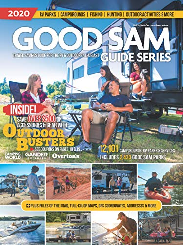 The 2020 Good Sam Guide Series for the RV & Outdoor Enthusiast (Good Sam Rv Travel Guide And Campground Directory)