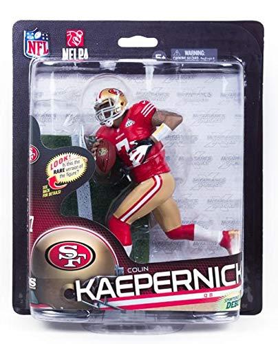 new style 22e70 d7f20 Amazon.com: NFL McFarlane 33 Figure San Francisco 49Ers ...