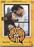 Jhootha Hi Sahi Bollywood DVD With English Subtitles (Music by A.R. Rahman)