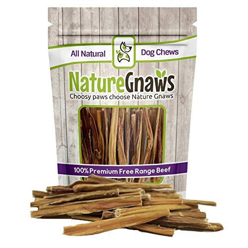 Nature Gnaws Extra Thin Bully Sticks 5-6