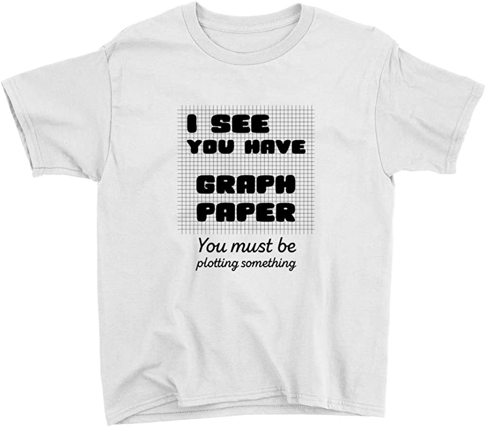 Subblime I See You Have Graph Paper Youth T-Shirt