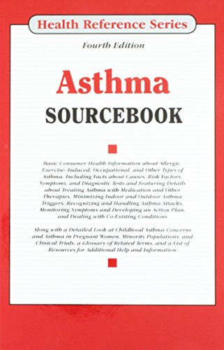 Asthma Source Book (Asthma Sourcebook (Health Reference))
