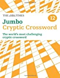 The Times Jumbo Cryptic Crossword Book 12, Richard Browne, 0007491697