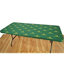 """College Covers Oregon Ducks Card Table Cover - 33"""" X 33"""""""