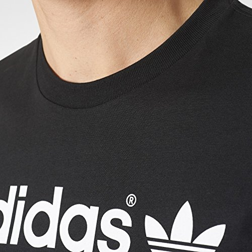 adidas Photo 1 T-Shirt Herren schwarz, L - 54