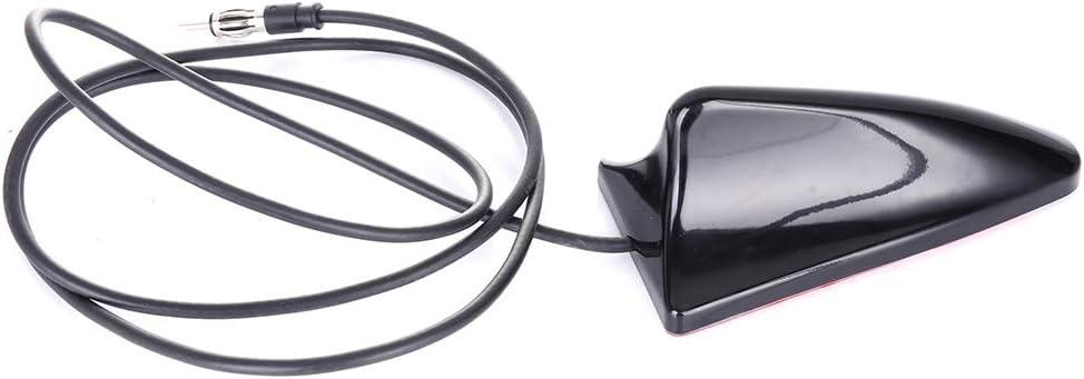 INEEDUP Auto Antenna Rubber Shark Fin Antenna fit for 2010-2011 Dodge Avenge 2007-2010 Dodge Caliber 2011-2013 Dodge Challenger