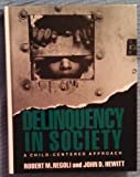 Delinquency in Society, Robert M. Regoli and John D. Hewitt, 0070513279