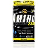 All Stars - AMINO 2500 - 300 Tablets - 33 Servings - 777g Dose