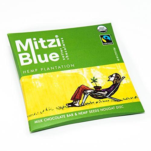 Mitzi Blue - Hanf-Plantage - 65 gr