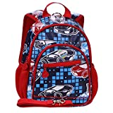 Moonwind Waterproof Toddler Kids School Leash Bag Baby Children Harness Backpack ( Auto Racing )