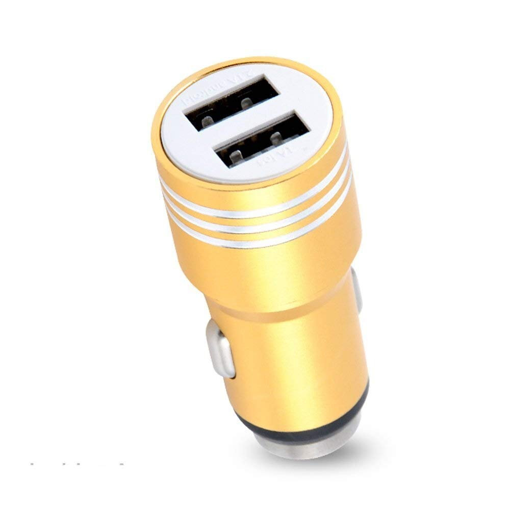 Car charger USB Car Adapter, Multi-Function Universal Mobile Phone 2A Dual USB Dual-Port