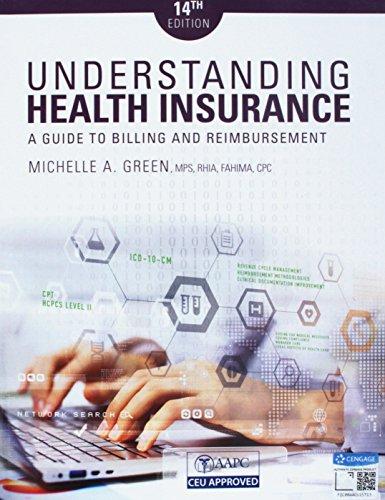 Bundle: Understanding Health Insurance: A Guide to Billing and Reimbursement, 14th + Student Workbook (Health Bundle)